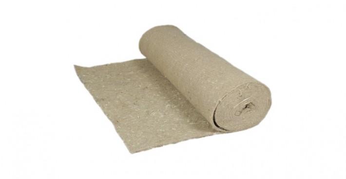Sous-couche plancher 100% chanvre